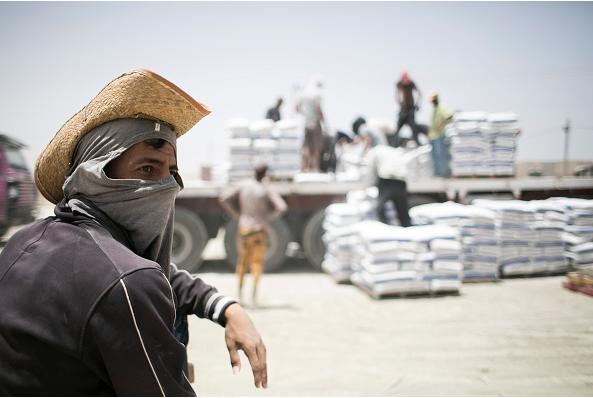 مال غزة المحاصر سينعش اقتصاد مصر المتدهور؟