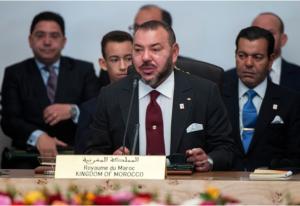 المغرب محمد السادس