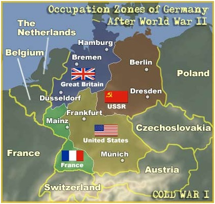عاصمة المانيا الشرقية