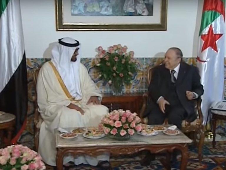 الجزائر والإمارات