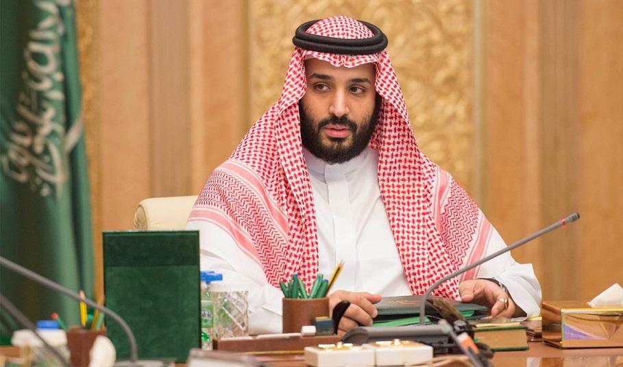 صورة لولي ولي العهد بالمملكة العربية السعودية محمد بن سلمان