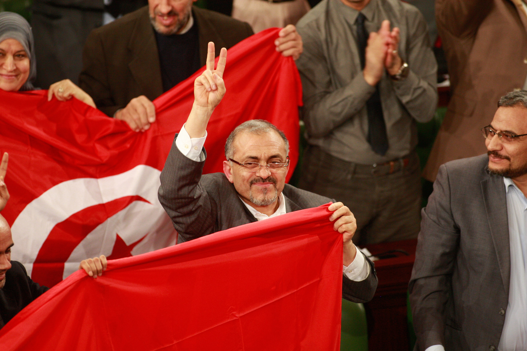 التأسيسي التونسي يصادق نهائيا على الدستور الجديد