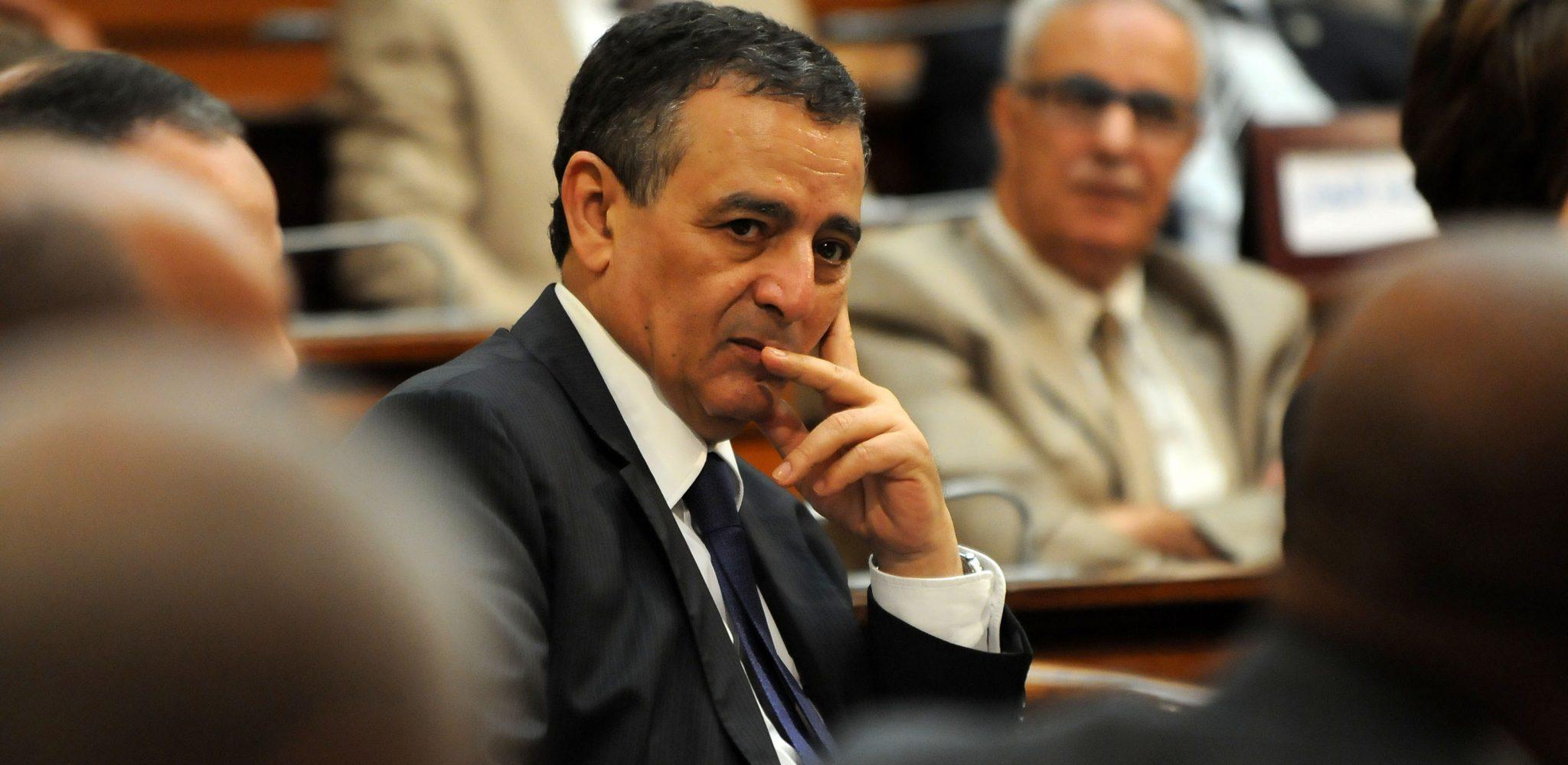 وزير الصناع الجزائري الأسبق بوشوارب الضالع في فضائح وثائق بنما