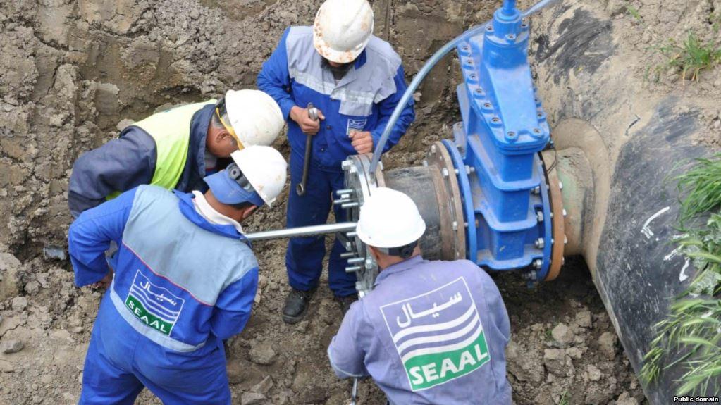 أزمة إنقطاع المياه لطالما عانى منها الجزائريين