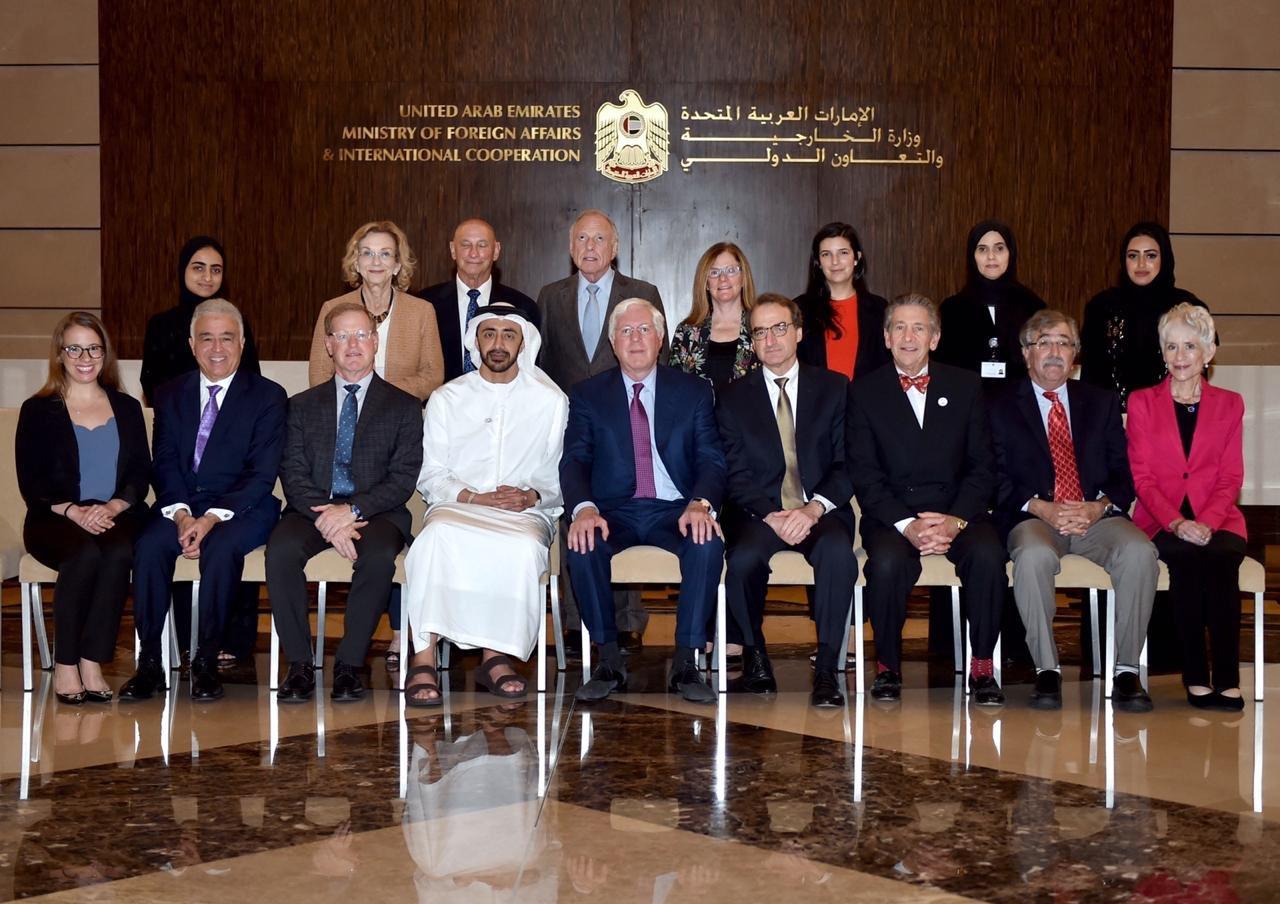 اللجنة اليهودية الأمريكية - التطبيع الإماراتي