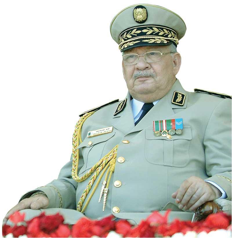 الفريق الراحل أحمد قايد صالح