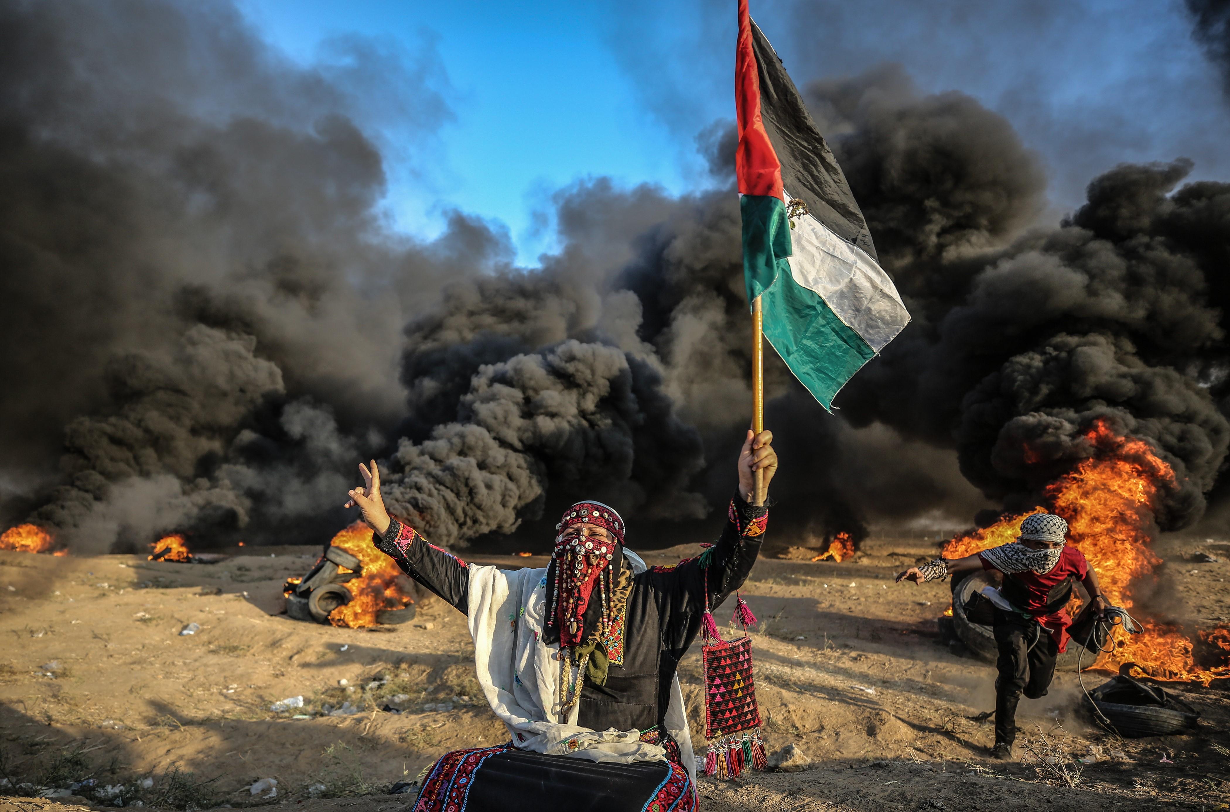 القضية الفلسطينية