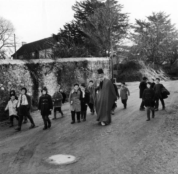 مصالي الحاج في بيل إيل أون مير 1959