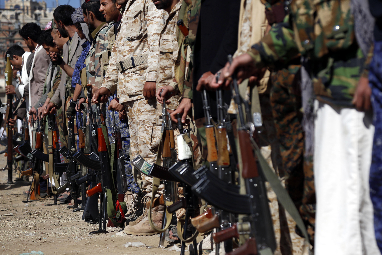 الحوثيين اليمن