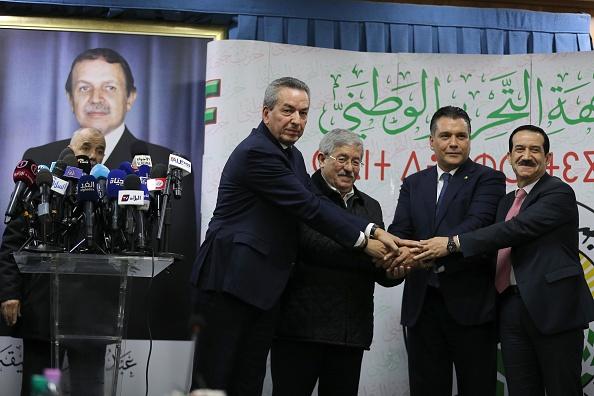 التحالف الرئاسي بقيادو الأفلان يعلن ترشيح بوتفليقة لعهدة خامسة