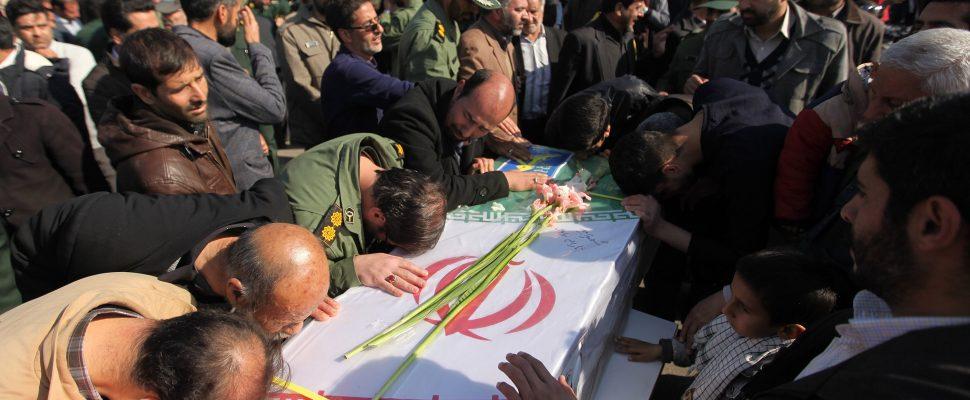 الإرهاب في إيران