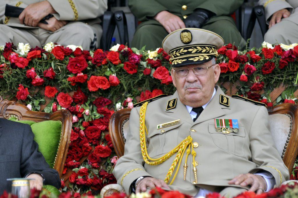 قايد صالح / القايد صالج