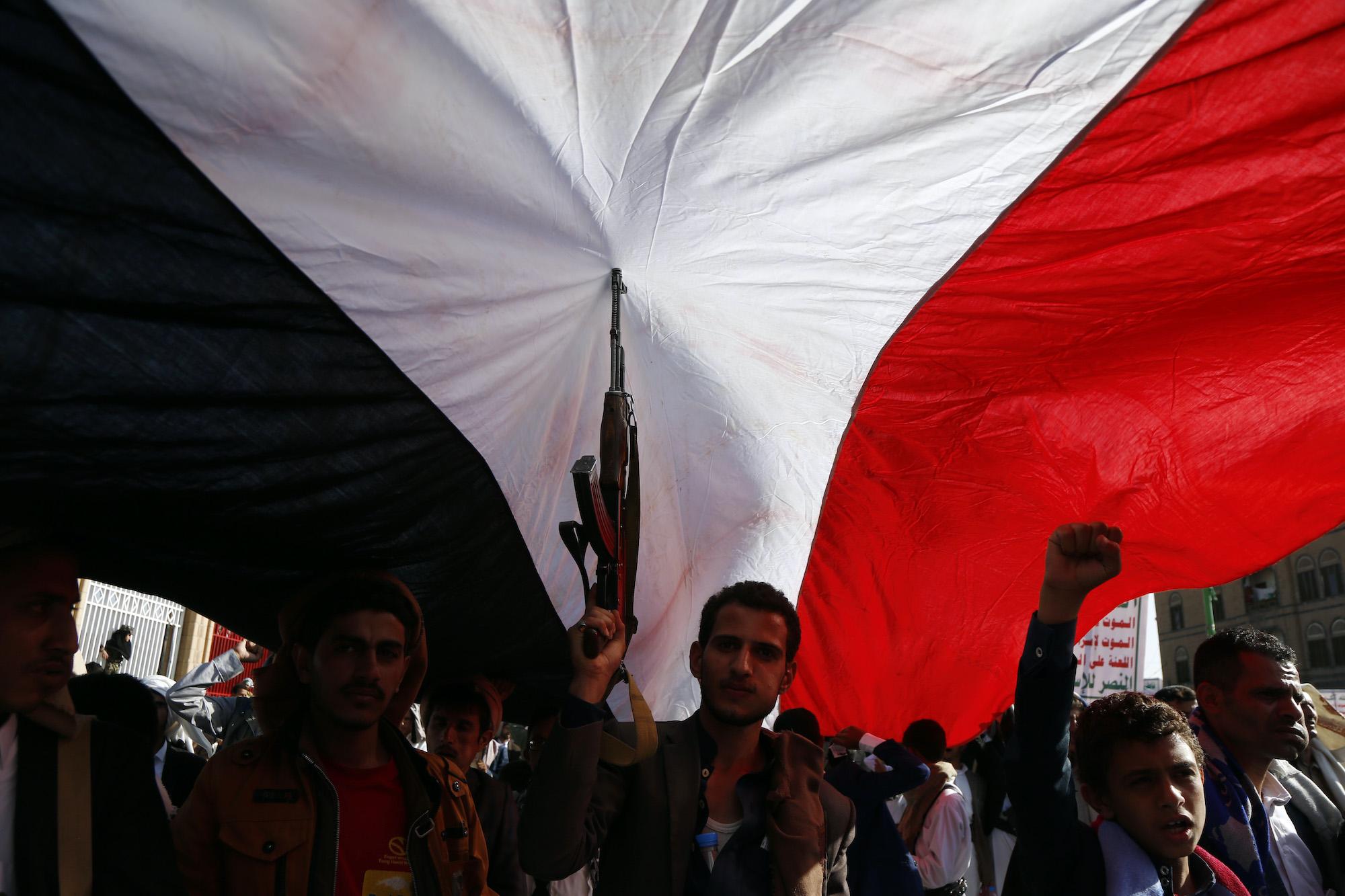 إسرائيل اليمن