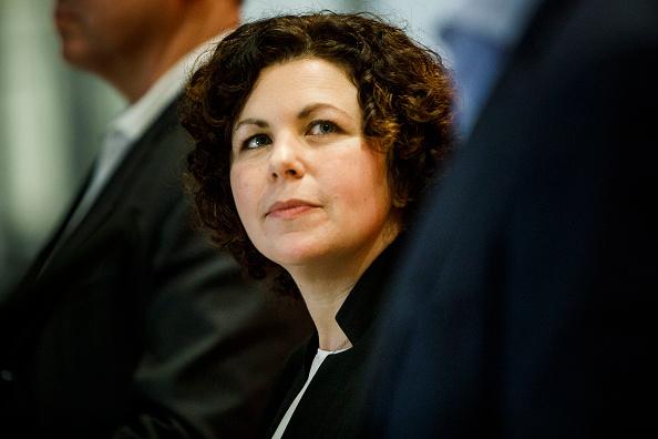 أميرة محمد علي، رئيس كتلة اليسار في البرلمان الألماني
