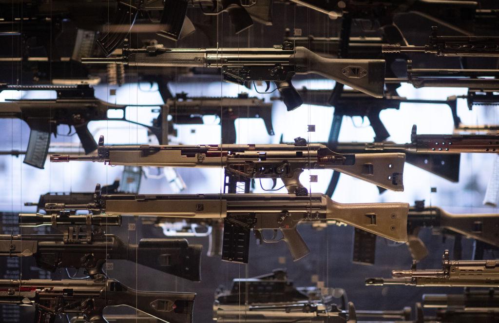 الأسلحة الألمانية من طراز هيكلر و كوخ جي 3
