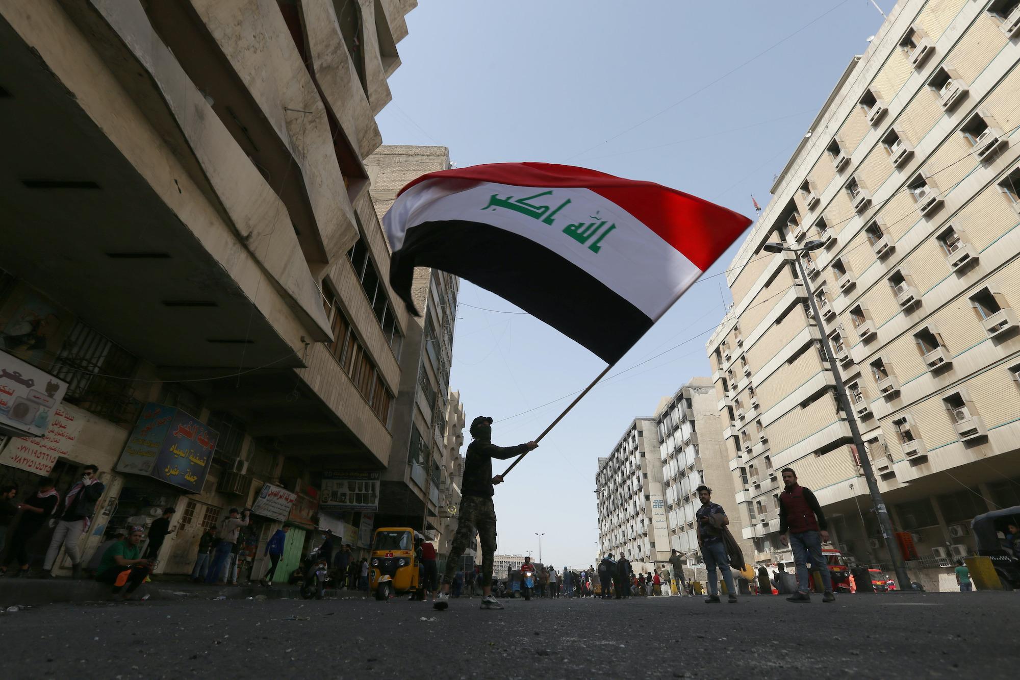 رئيس وزراء العراق الجديد عدنان الزرفي