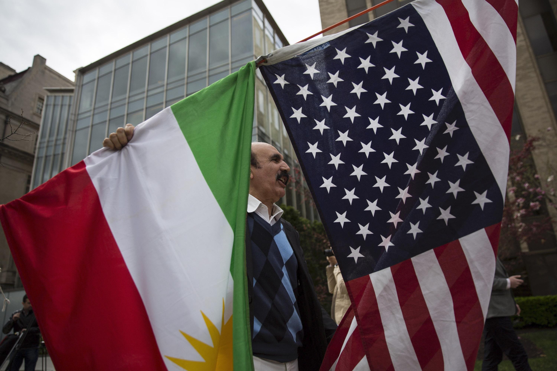 الأكراد و أمريكا ترامب نيكسون