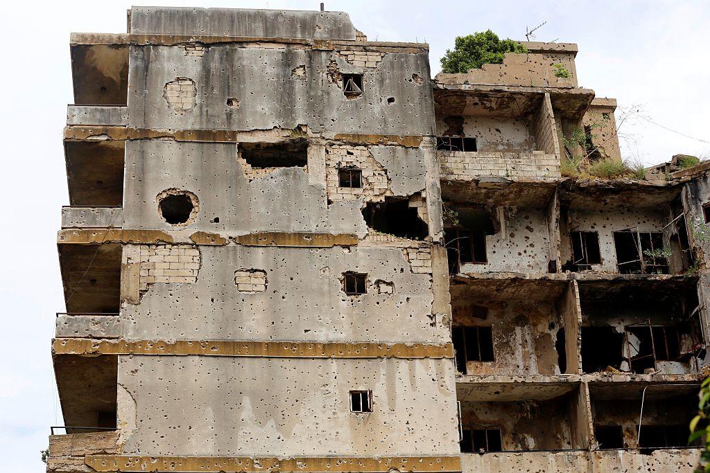 اتفاق الطائف - الحرب الأهلية اللبنانية