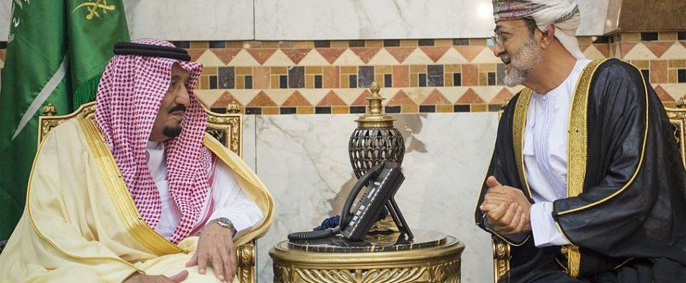 السعودية والإمارات سلطنة عمان