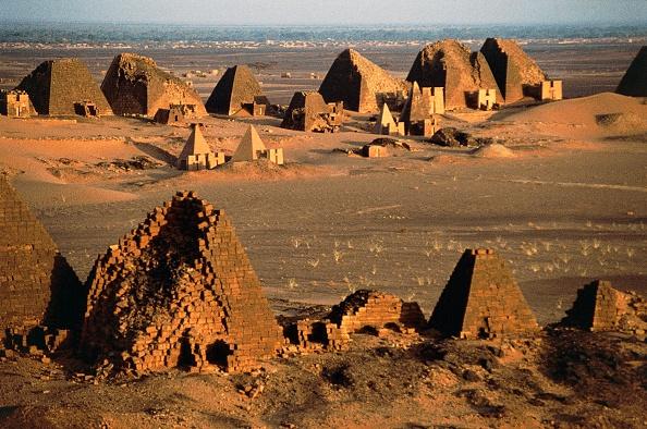 حضارة كوش - السودان