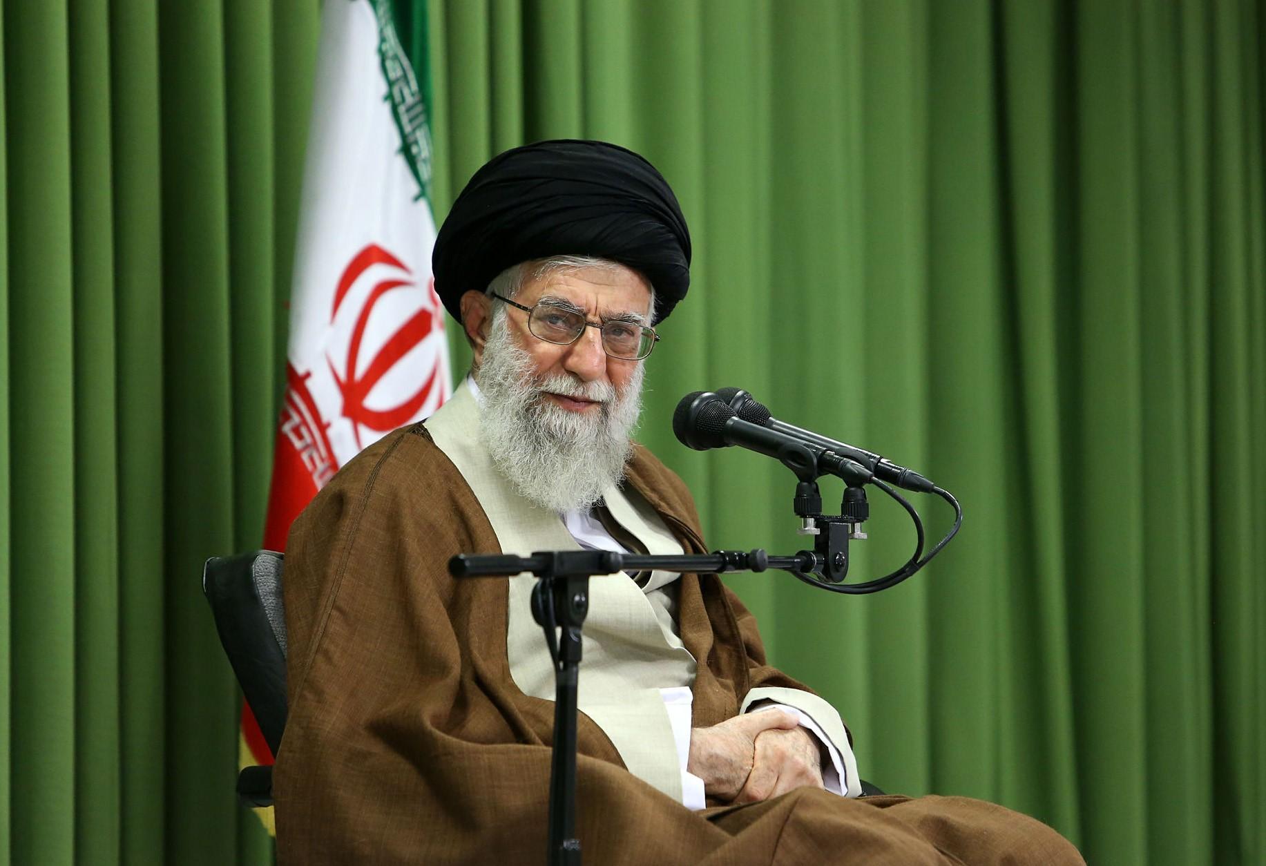 الحرس الثوري خامنئي إيران