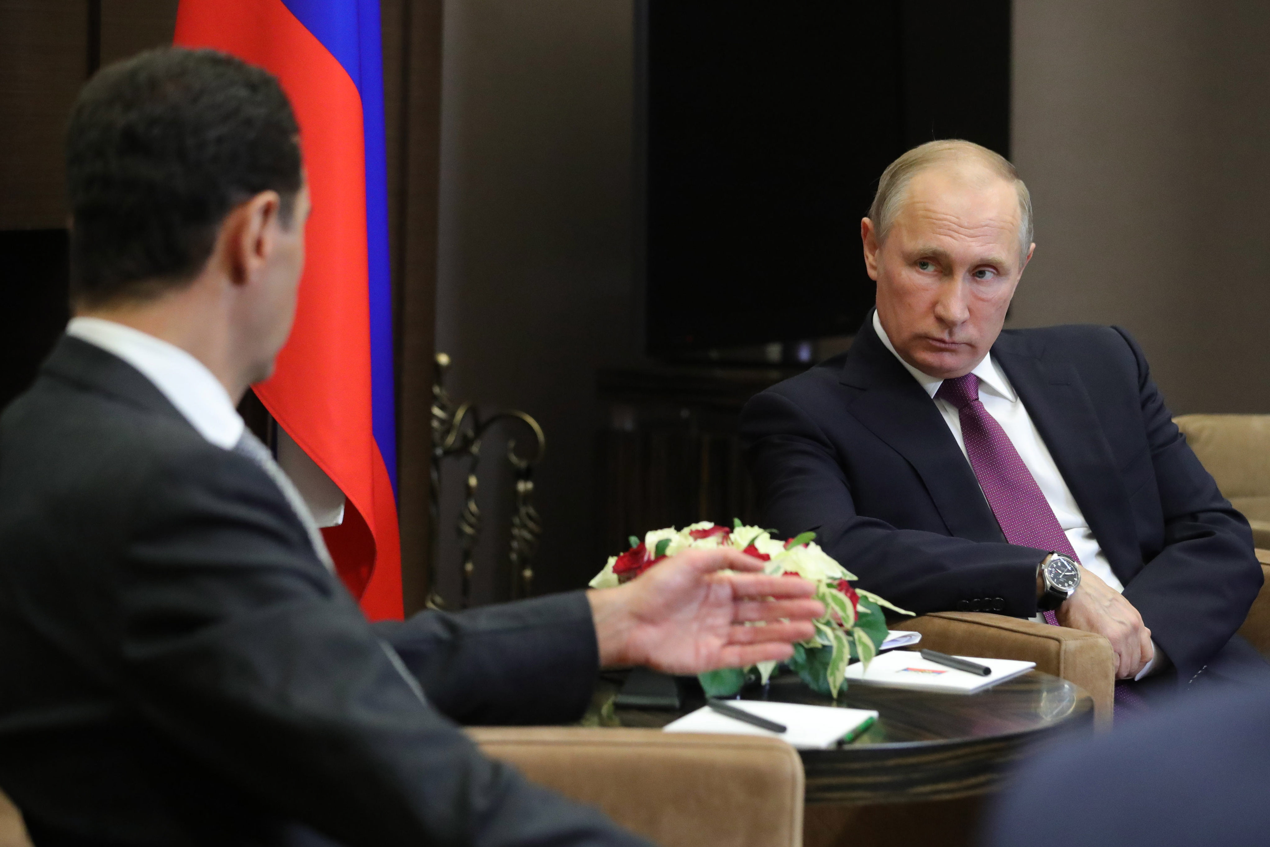 روسيا بوتين