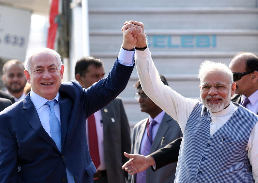 اسرائيل الهند