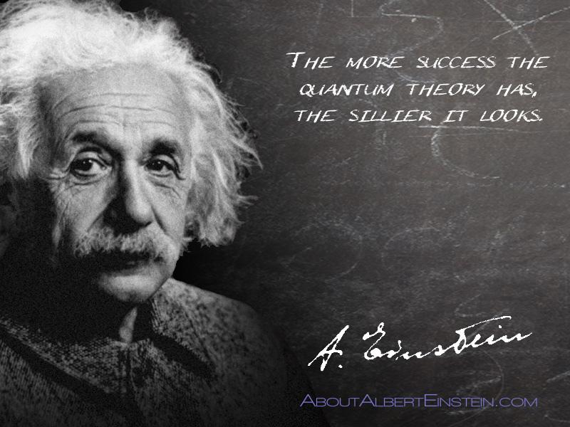 أينشتاين كان على خطأ.. إثبات جديد متعلق بميكانيكا الكم - ساسة بوست