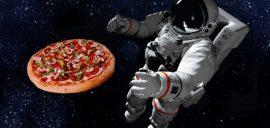 أغرب ما سافر إلى الفضاء