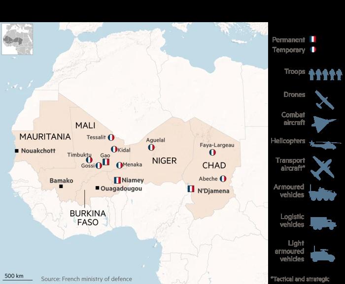 كيف يحاول ماكرون إعادة « استعمار فرنسي جديد» في إفريقيا؟
