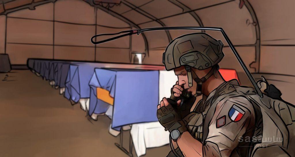 الجيش الفرنسي ، مالي