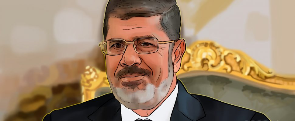 وفاة الرئيس محمد مرسي