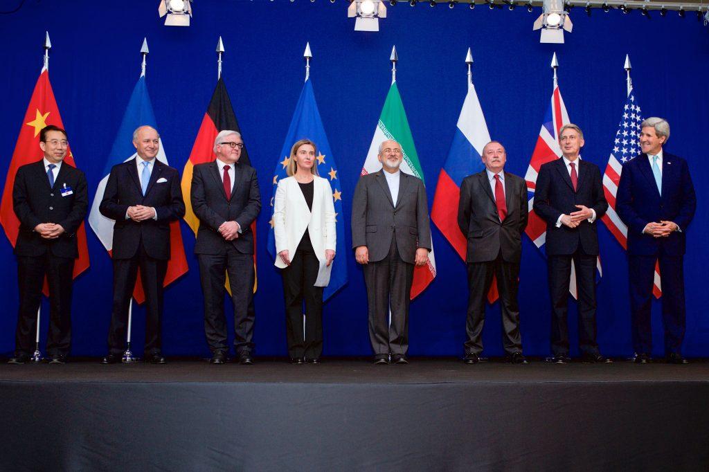 الاتفاق النووي الإيراني