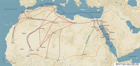 طريق الحج الأفريقية