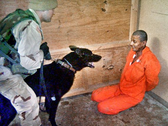 تعذيب المتهمين