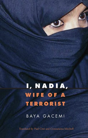 رواية : أنا نادية زوجة ارهابي كاتبة الرواية : بايا قاسمي pdf تحميل كتاب روايات كتب