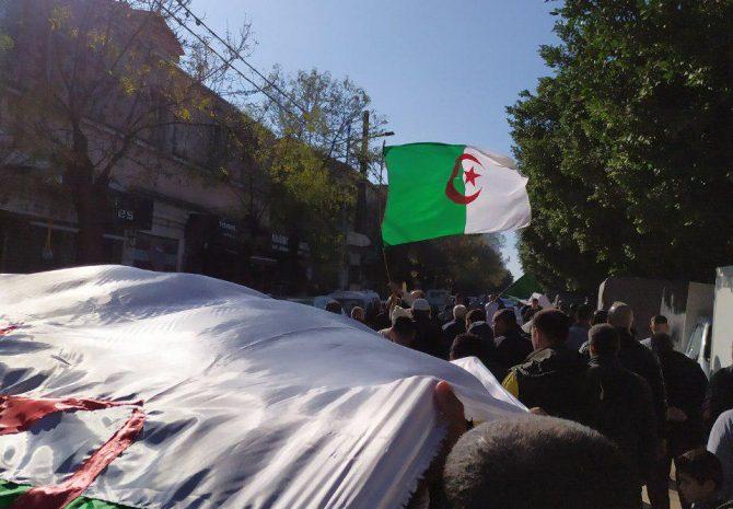 عام على الحراك الجزائري
