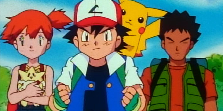 لقطة من مسلسل بوكيمون