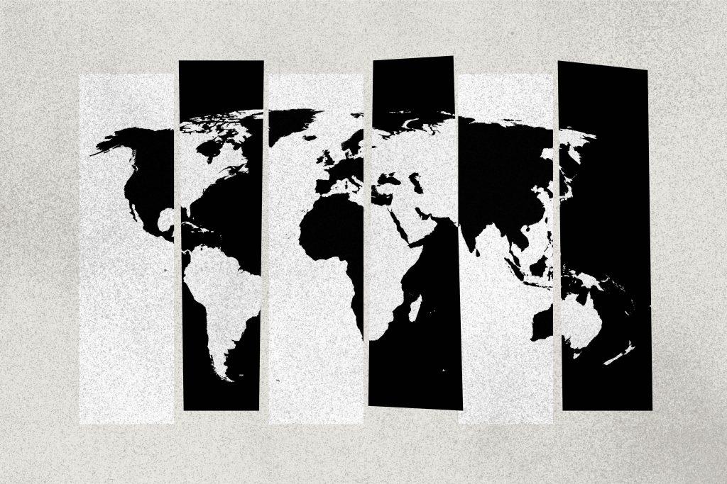 العلاقات الدولية والعرق