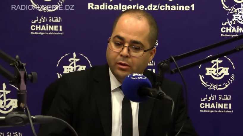 أبراهيم بومزوار ، وزير البريد والموصلات الجزائري