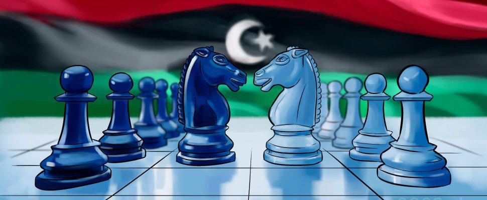 حفتر ليبيا