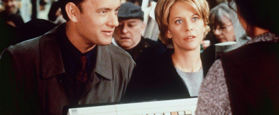 فيلم You've Got Mail، من بين أفلام رومانسية يجب ألا تفوت مشاهدتها.
